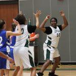 Travis Girls 8th Grade B Basketball vs. Copperas Cove