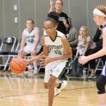Travis Girls 7th Grade A Basketball vs. Copperas Cove