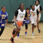 Travis girls 8th grade basketball results vs. Copperas Cove