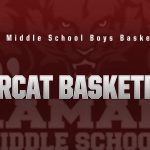 Lamar 7th grade boys basketball results vs. Lake Belton