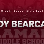 Lamar 7th grade girls basketball results vs. Lake Belton