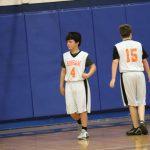 Bonham Boys 7th Grade B Basketball vs. Lamar