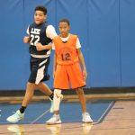 Bonham Boys 8th Grade B Basketball vs. Cove Lee