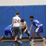 Lamar Boys 8th Grade B Basketball vs. Copperas Cove