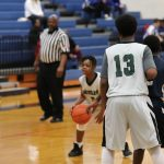 Travis Boys 8th Grade B Basketball vs. Cove Lee