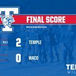 Lady Wildcats defeat Waco 2-0