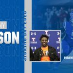 Anthony Jackson signs with The University of Texas Permian Basin