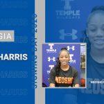 Kezeagia Johnson-Harris signs with Neosho Community College
