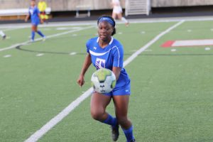 JV Girls Soccer vs. Midway