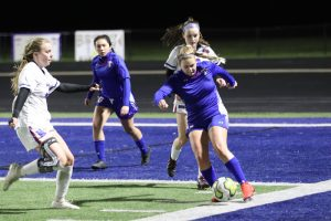 Lady Wildcat Soccer vs. Midway