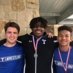 Three Wildcat wrestlers headed to regionals
