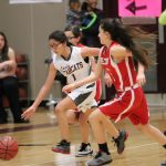 Lamar Girls 8th Grade B Basketball vs. South Belton