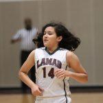 Lamar Girls 7th Grade A Basketball vs. South Belton