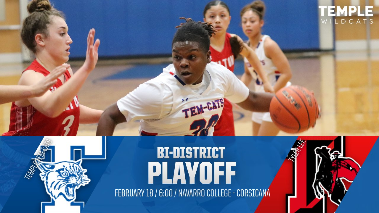 Tem-Cats set to face Tyler Lee in Bi-District Playoffs