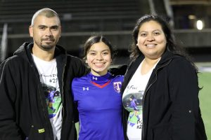 Temple Girls Soccer Parent Night