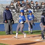 JV softball rolls past Shoemaker 21-6