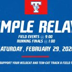 Track teams host Temple Relays on Saturday