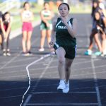 Travis Girls 7th & 8th Grade Track at the Temple Invitational