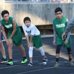 Travis Boys 7th & 8th Grade Track at the Wildcat Invitational