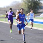 Freeman's four medals lead Temple to 2nd Place finish in the Temple Relays