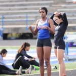 Tem-Cat Track at the Temple Relays