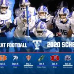 2020 Wildcat Football Schedule