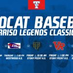 Wildcat Baseball set to play in the RRISD Legends Classic