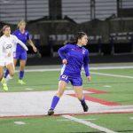 Lady Wildcat Soccer vs. Waco - 1st Half