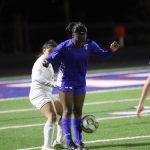 Lady Wildcat Soccer vs. Waco - 2nd Half