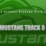 Travis girls 8th grade track results from the 5 Hills Invitational