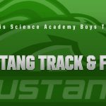 Travis boys 8th grade track results from the 5 Hills Relays