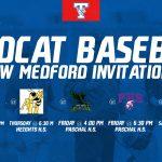 Wildcat Baseball set to play in the Drew Medford Memorial Tournament