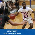 Elcid Smith selected 1st Team All-District