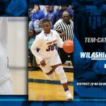 Wilashia Burleson named 12-6A Co-Offensive POY