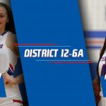 Crow, Johnson selected Honorable Mention All-District