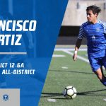 Francisco Ortiz selected 1st Team All-District