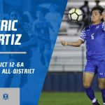 Eric Ortiz selected 1st Team All-District