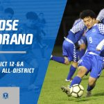Jose Medrano selected 1st Team All-District