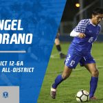 Angel Medrano selected 1st Team All-District