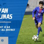 Ivan Salinas selected 2nd Team All- District