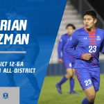 Adrian Guzman selected 2nd Team All-District