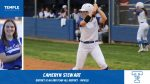 Cameryn Stewart selected 2nd Team All-District