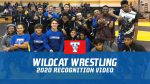 Wildcat Wrestling recognition video