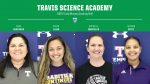 Travis Science Academy Girls Coaching Staff