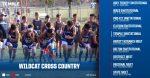 2020 Wildcat Cross Country Schedule