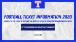 2020 Wildcat Football Ticket Information