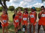 Bonham girls cross country results from the Holy Trinity Invitational