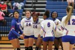 JV volleyball drops tight match with China Spring