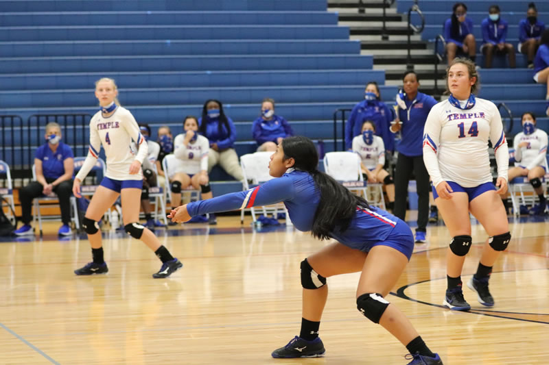 JV Girls Volleyball vs. Waco – Game 1