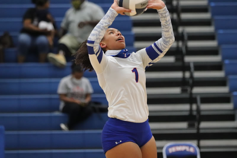 Tem-Cat Volleyball vs. Waco – Games 1 and 2